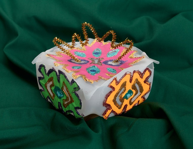 Treasure Box With Sparkles craft