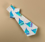 Groovy Ties craft
