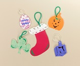 Holiday Hang-Ups craft