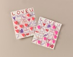 LOVEU Bingo craft