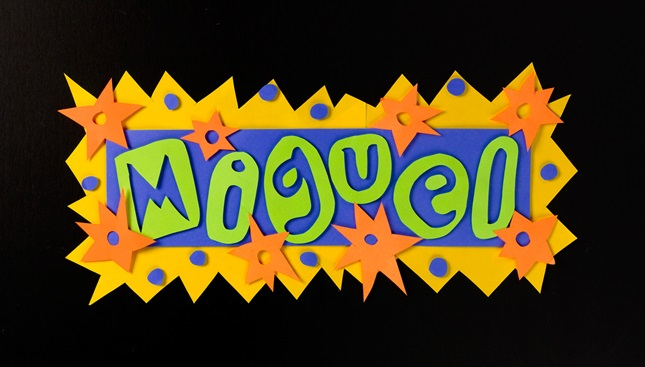 Names In Outrageous Outlines Crayola Com Au