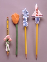 Personal Pencil Topper craft