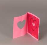With All My Heart Card craft