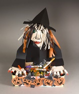 Which Witch Treat Tray craft