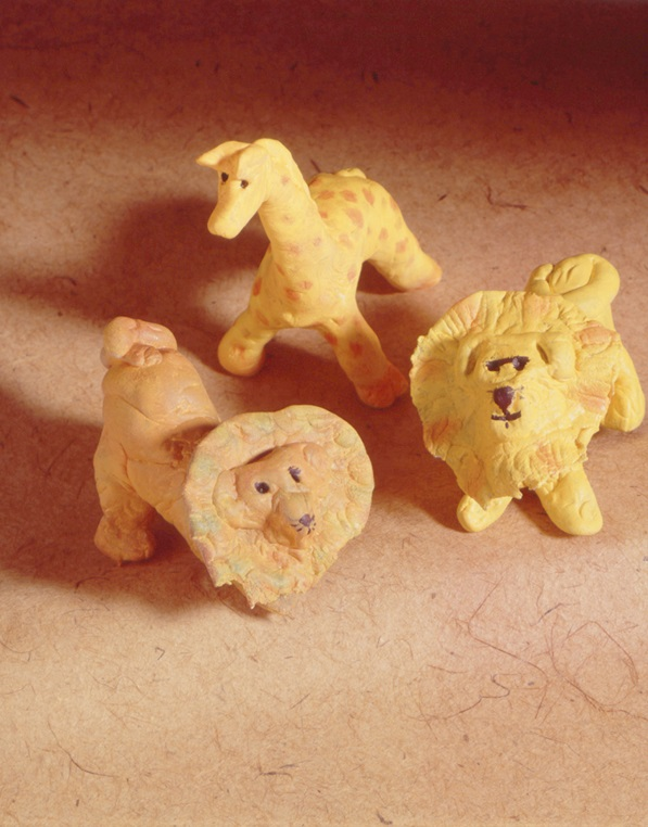 Loveable Lion craft