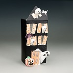 House of Tissue Terrors craft