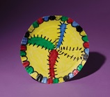 Paper Plate Patterns craft