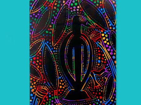 Aboriginal Dreamtime Symbols crayolaau