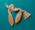 Dried-Corn Door Decor lesson plan