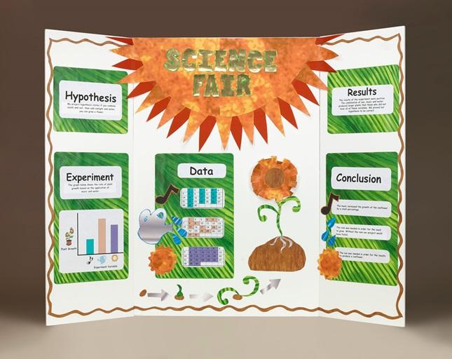 Sensational Science Fair Presentation Crayola Com Au