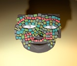 Aztec Mosaic Mask lesson plan