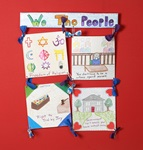 We the People Quilt lesson plan