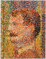 Pointillism lesson plan
