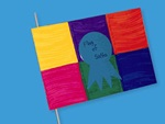 Fraction Flags lesson plan