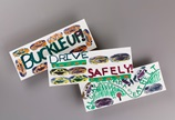 Buckle Up! Bumper Stickers lesson plan