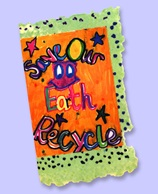 Revisiting Recycling lesson plan