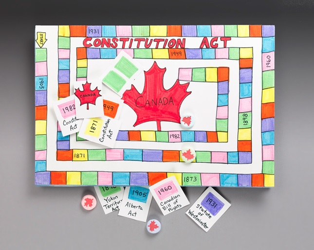Canada's Constitution Challenge lesson plan