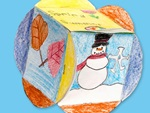 Seasonal Circles lesson plan