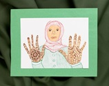 Celebrate With Henna Hands lesson plan