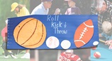 Roll, Kick, or Throw? lesson plan