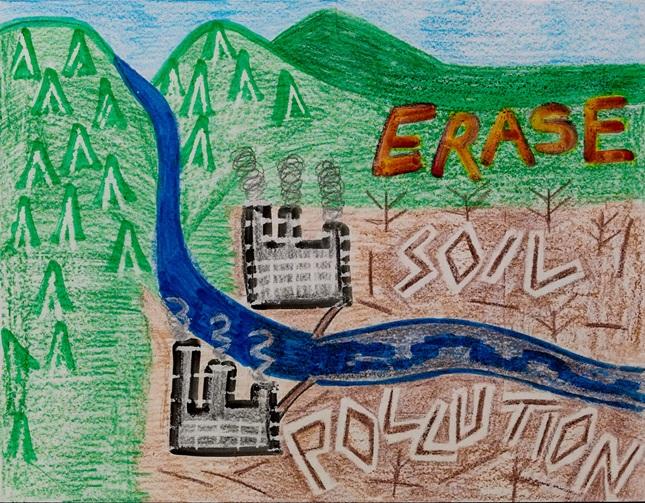 Erase It Soil Pollution Crayola Com Au