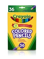 36 Colored Pencils