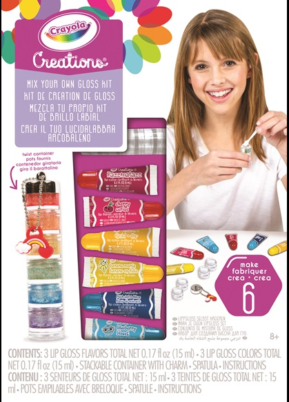 Creations Mix Your Own Lip Gloss