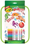 8ct DryErase Markers and board