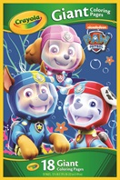 Giant Coloring Pages Paw Patrol