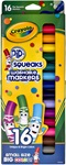 16 Washable Pip-Squeaks Markers