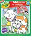 My First Color and Sticker Book - Assortment A