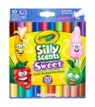 Silly Scents Sweet Dual-Ended Markers