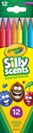 12 Silly Scents Twistables Pencils