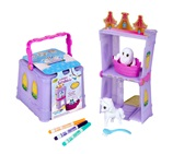 SS Peculiar Pets Palace Playset Open pack