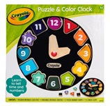 Puzzle Color Clock