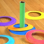 DIY Ring Toss