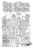 Stay at Home Creativity Town