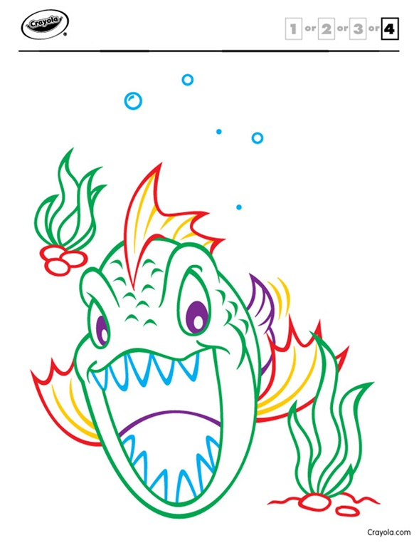 crayola glow board coloring pages - photo#10