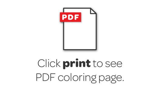 volcano coloring page - Volcano Coloring Page