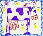 Udder Under--Milk Cow craft