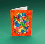 Mix-It-Up Mosaic Card craft