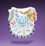 Keepsake Baby Bib craft