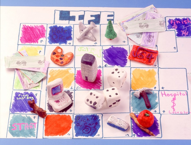 A Game of Life craft