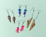 Hooked on Earrings craft