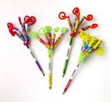 Peacock Pencils craft