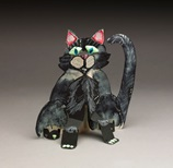 Black Cat Window Watcher craft