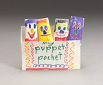Finger Puppet Pocket craft