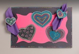 Heart-y Place Setting craft