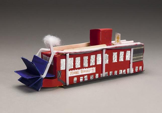 Paddle-Wheel Steamboat crayola.com.au