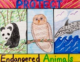 Erase It! Endangered Animals lesson plan